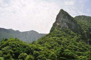 Hallasan's peaks