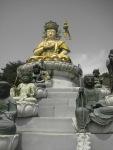 Beomeosa Golden Buddha