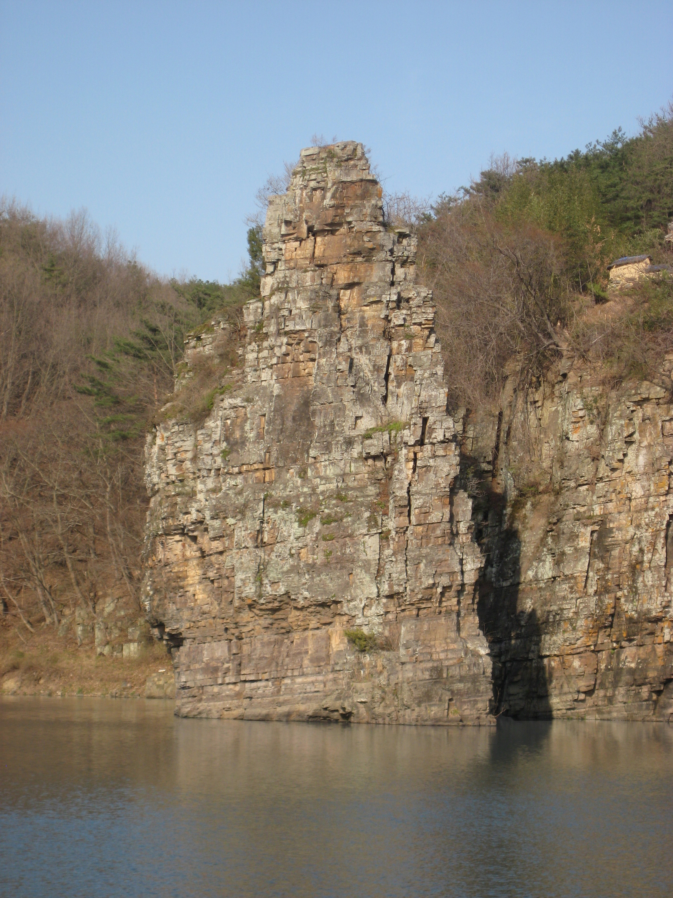 Seonbawi Rock