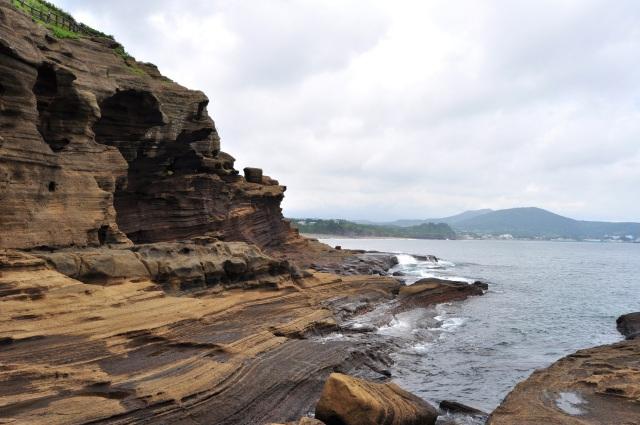 Yongmeori Coastline