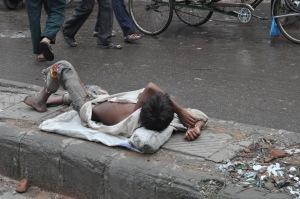 A Delhi Street Child