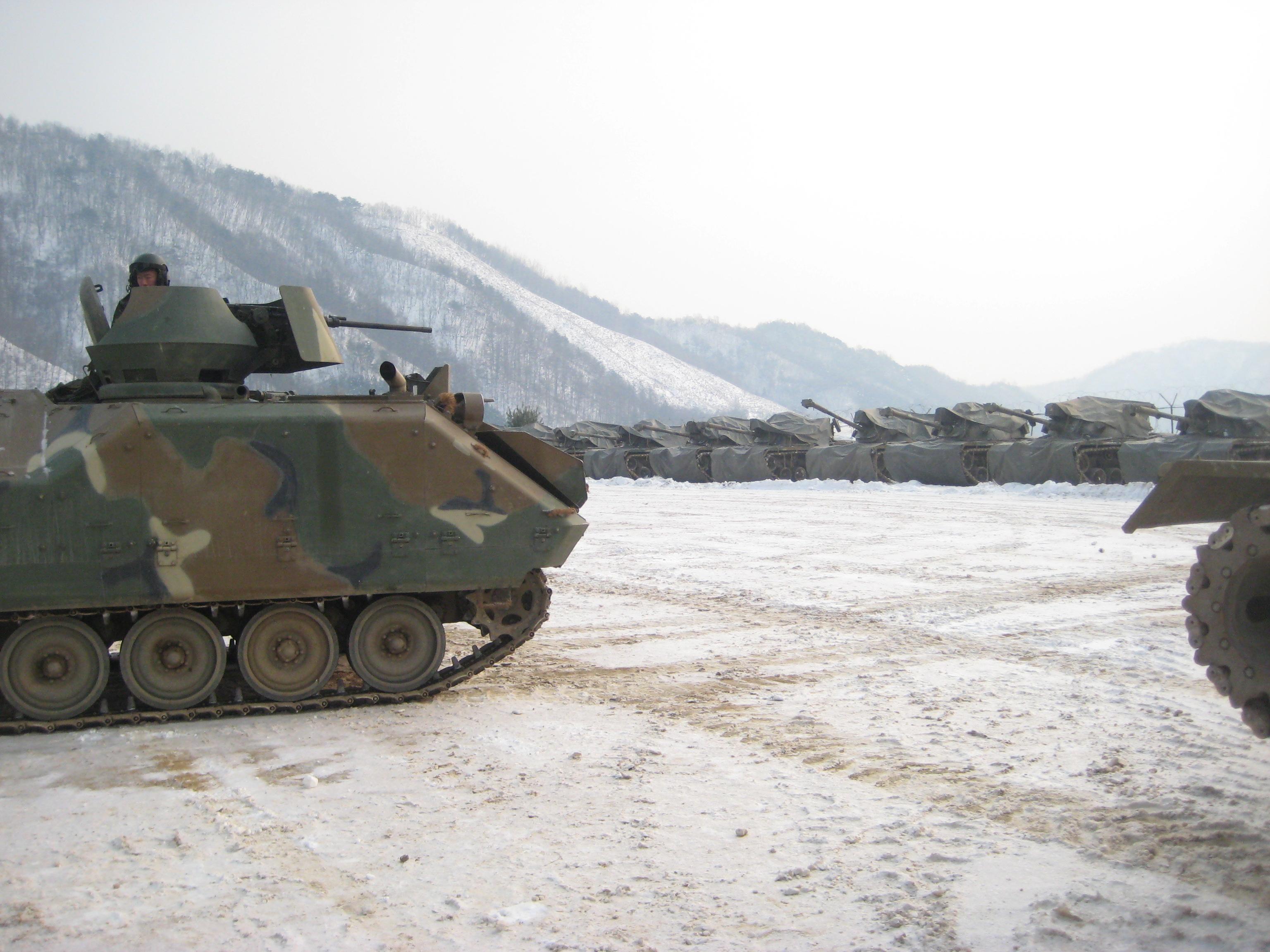 South Korea Tank