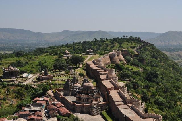 Kumbulgarh Fort