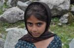 Himalayan gypsy girl