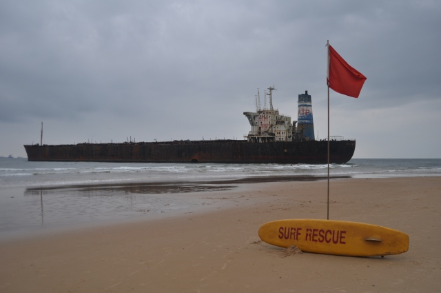 goa oil tanker