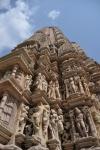 Khajurago Temple Tower