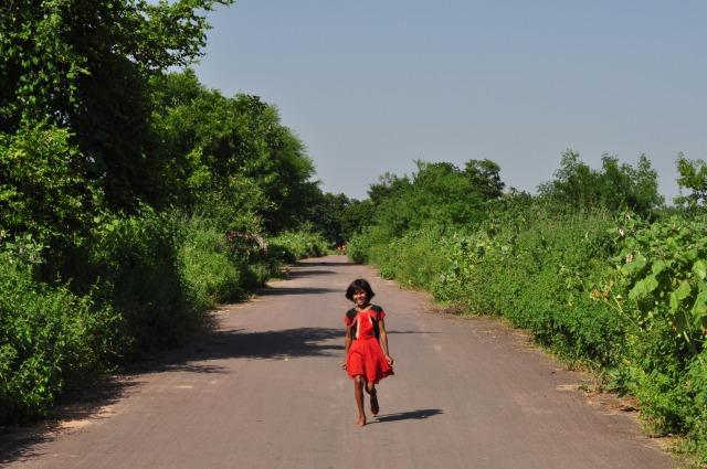 Khajuraho_child