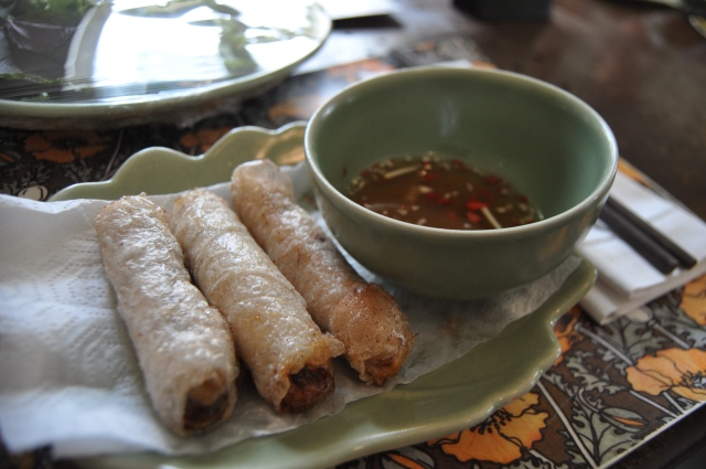 vietnam fried spring roll_ cha goi