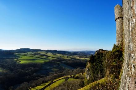 Carreg Cennen - Wales
