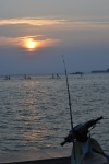 motorbike fishing